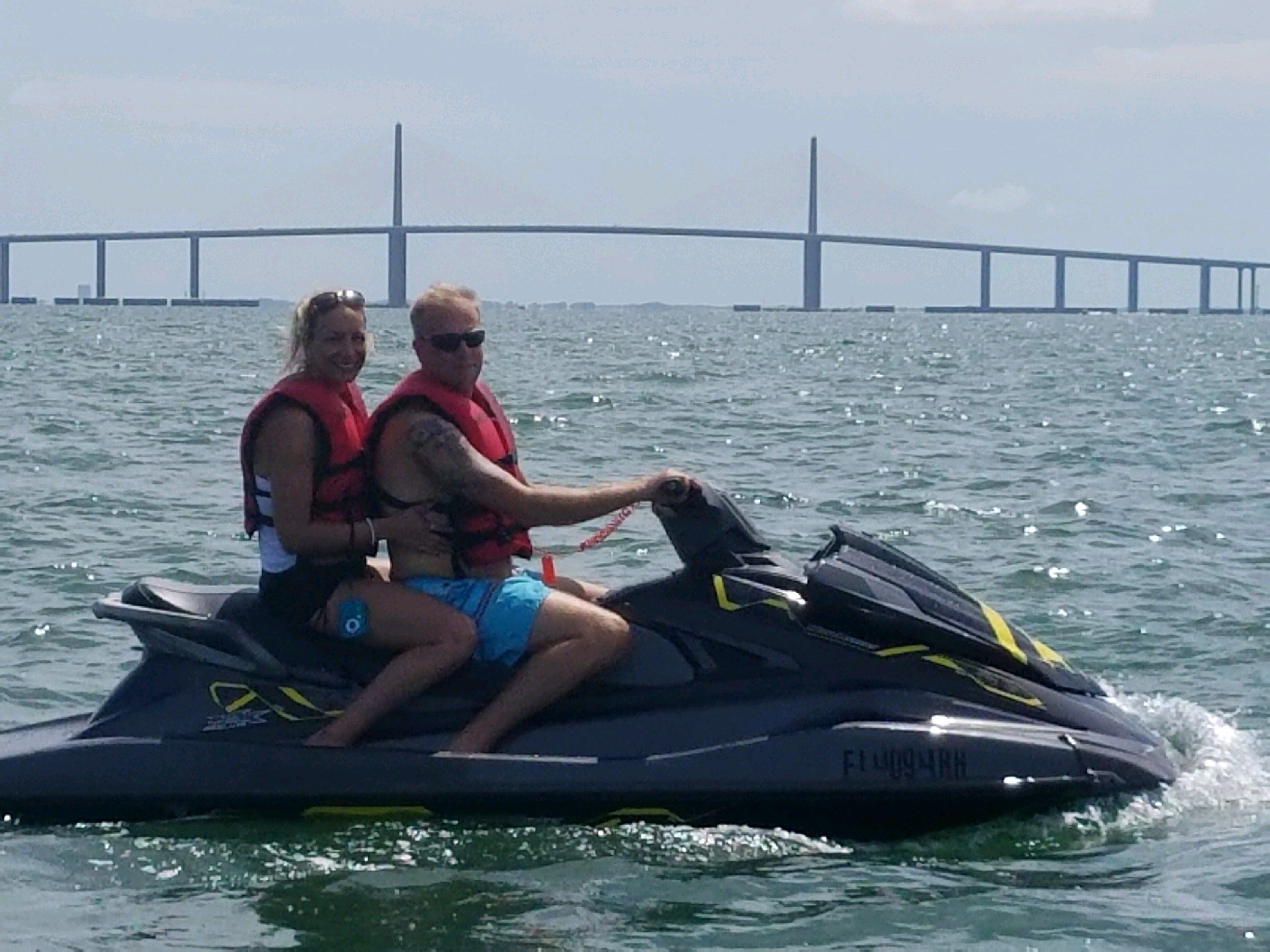 Tampa Bay Fun Times Jet Skis Tampa Bay Fun Times Boat Tours